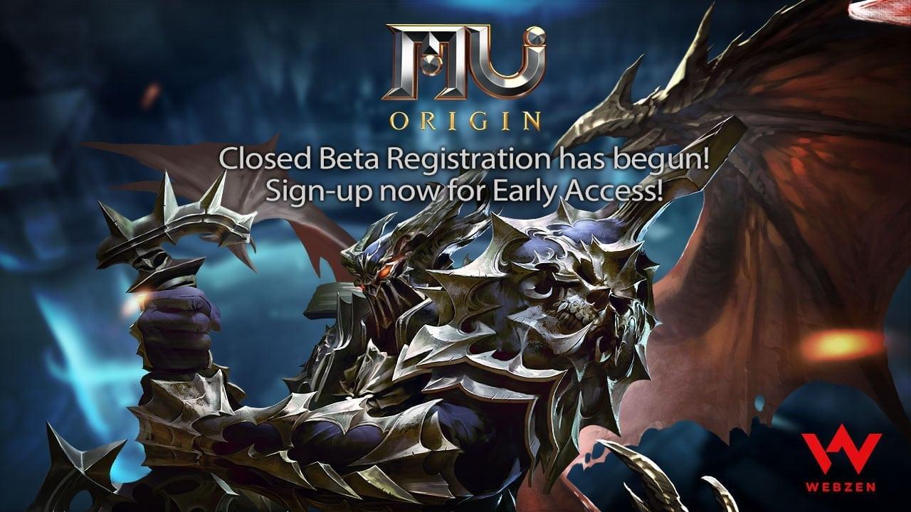 MU Origin Closed Beta image
