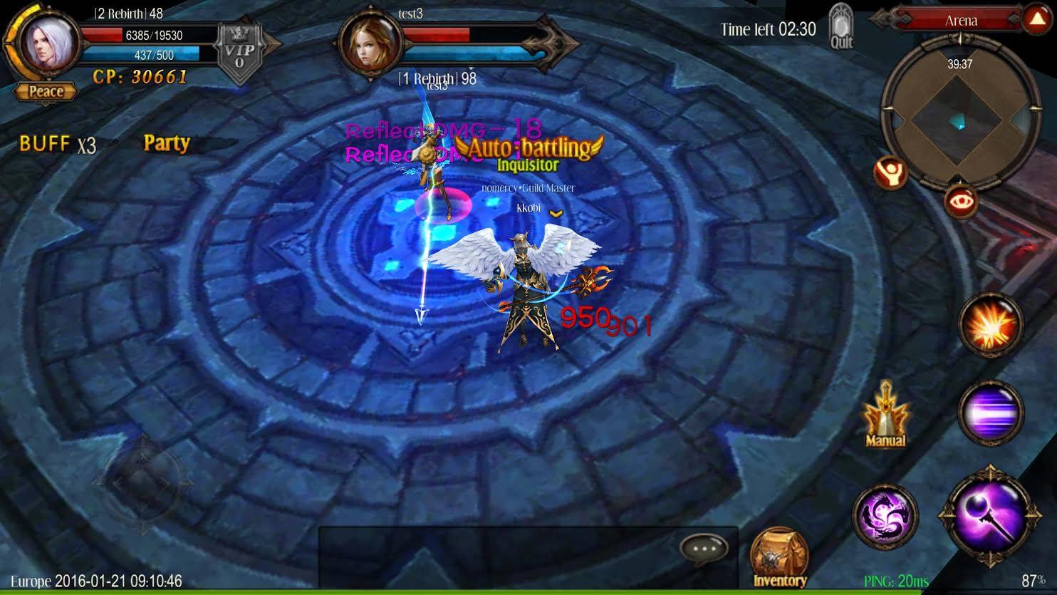 MU Origin screenshot 3