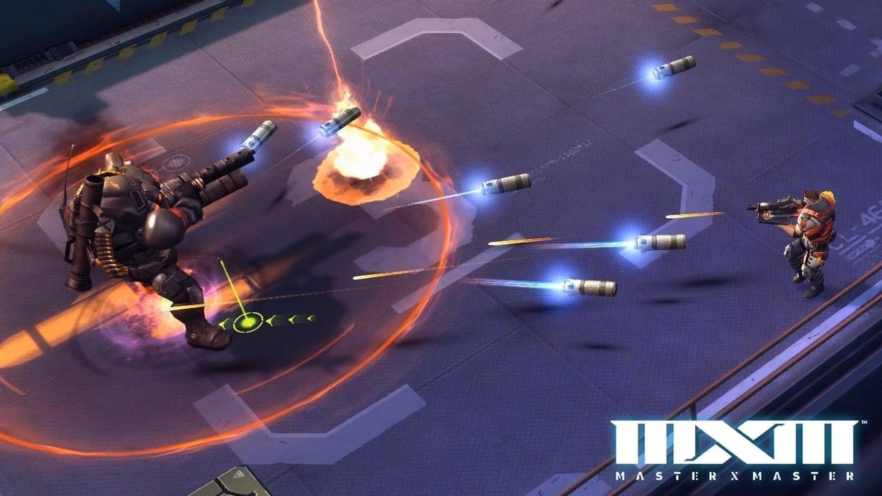 Master X Master screenshot 2