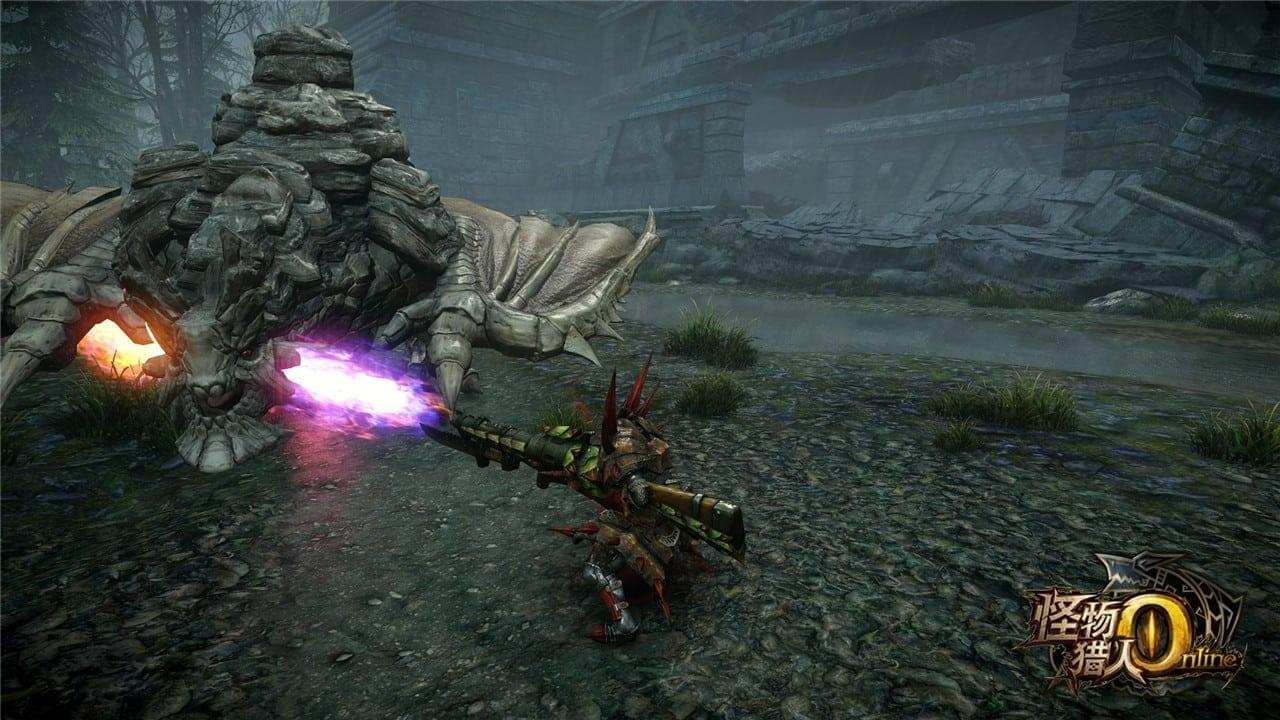 Monster Hunter Online - Gunlance screenshot