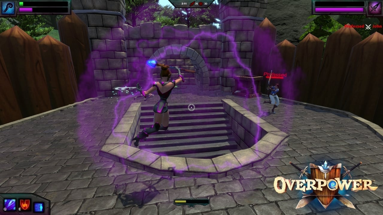 Overpower screenshot 2