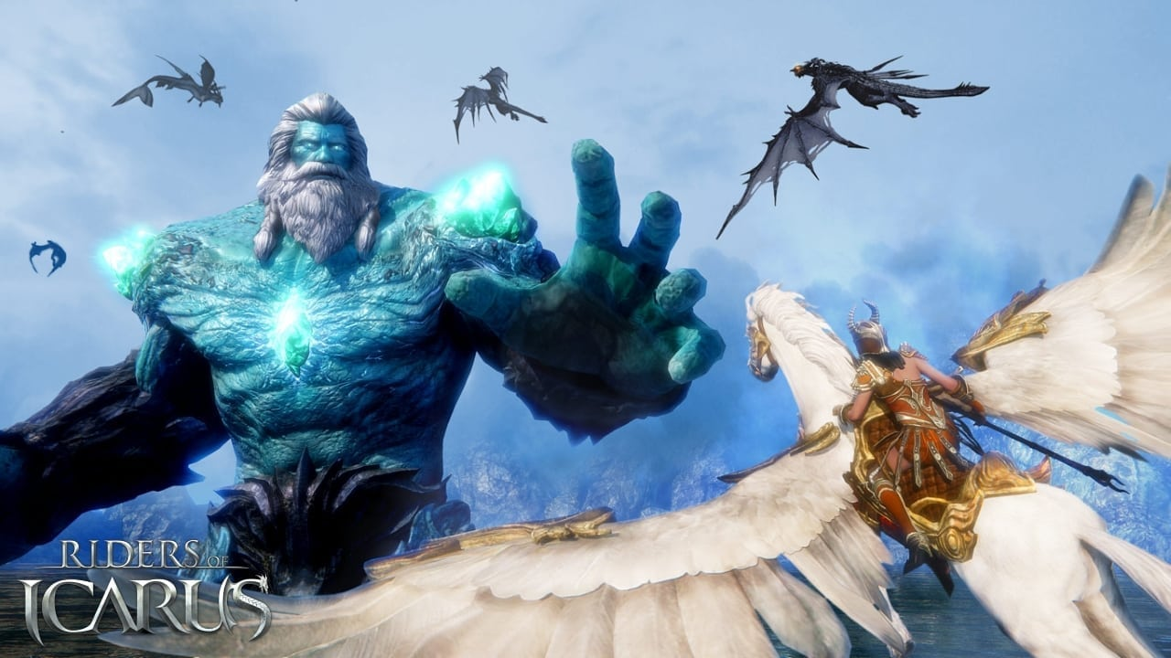 Riders of Icarus screenshot 1