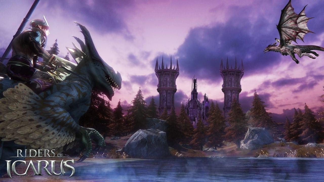 Riders of Icarus screenshot 3