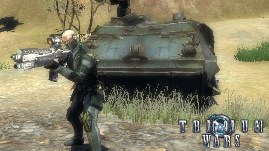 Trinium Wars screenshot 2