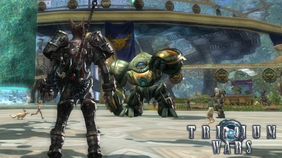Trinium Wars screenshot 3