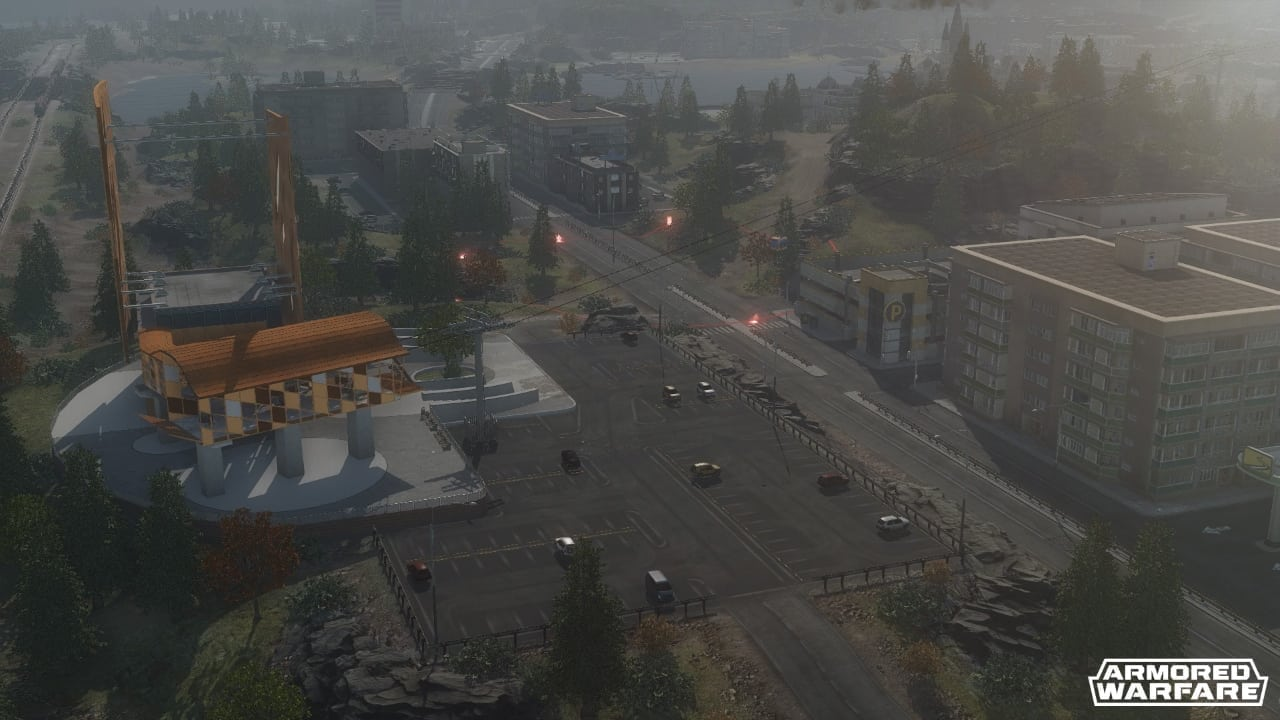 Armored Warfare - Coastal Threat map screenshot 1