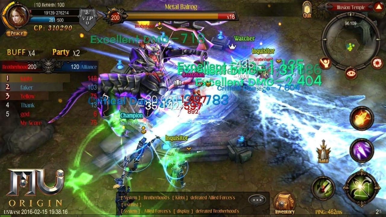 Game Terbaru Multiplayer