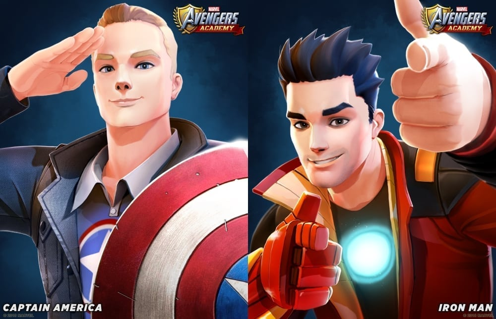 Marvel Avengers Academy Game Launches With John Cena As