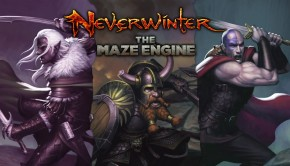 Neverwinter The Maze Engine