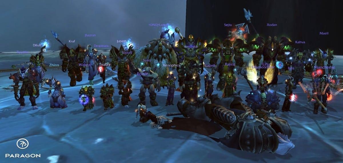 Paragon guild