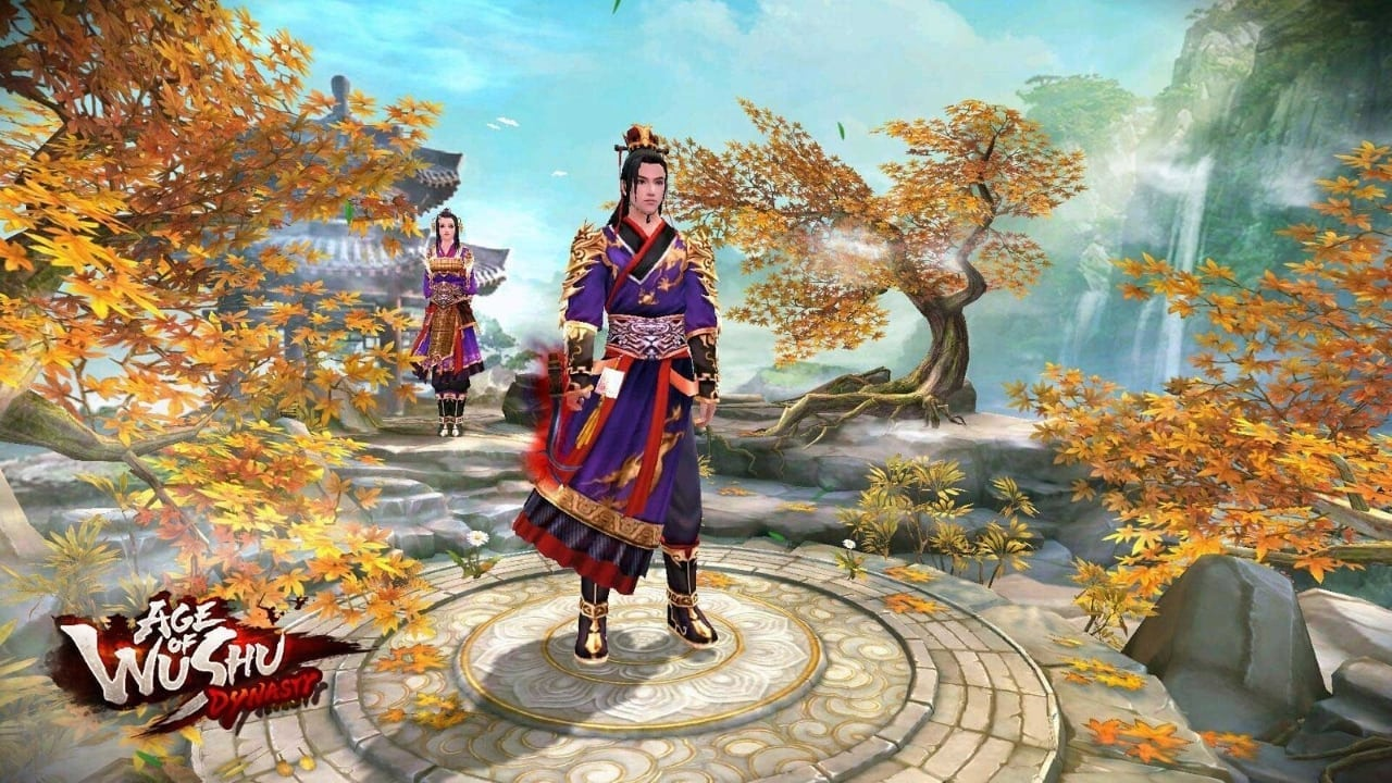 Age of Wushu Dynasty - Royal Guard