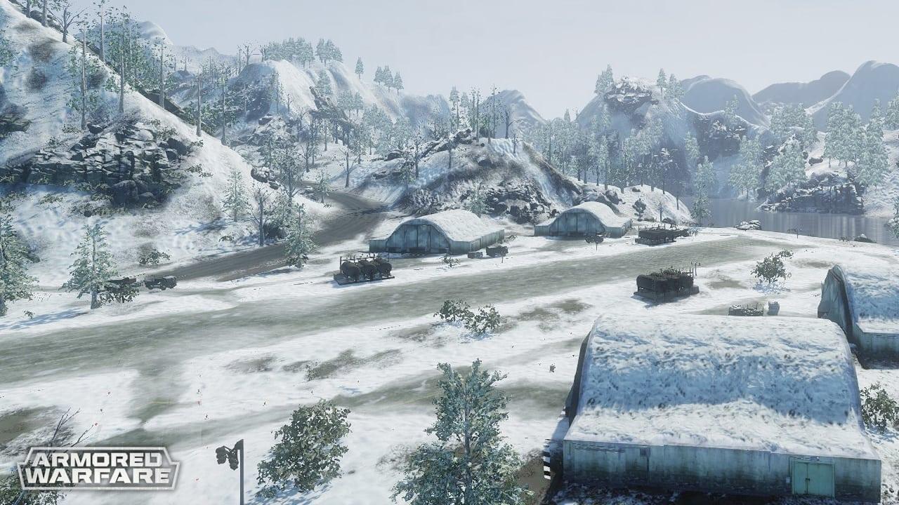 Armored Warfare - Update 0.14 map 2