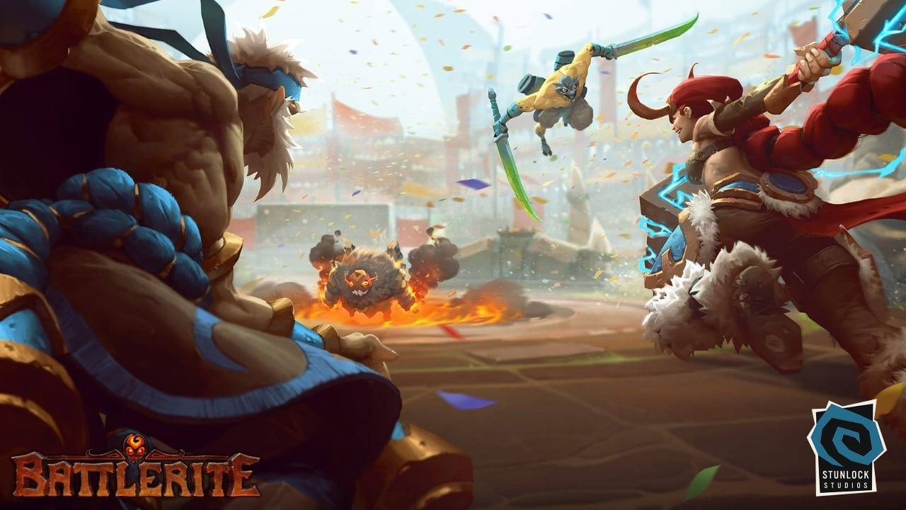 Battlerite art