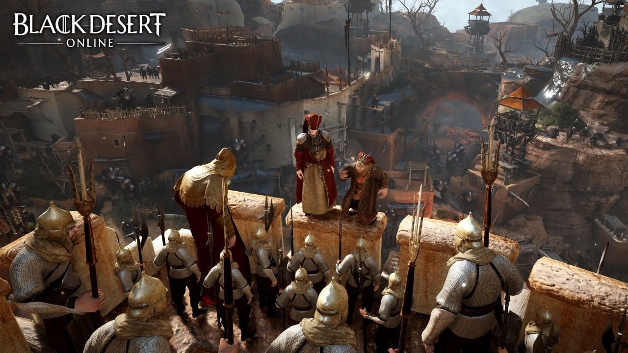 Black Desert Online - Mediah update screenshot 1
