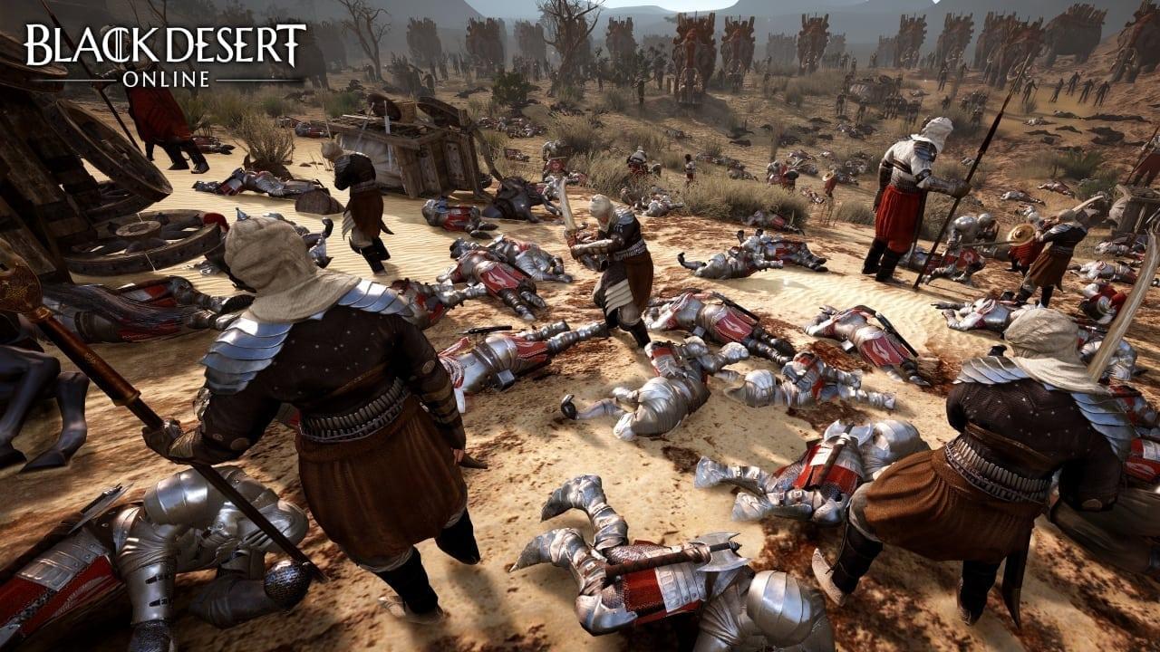 Black Desert Online - Mediah update screenshot 2