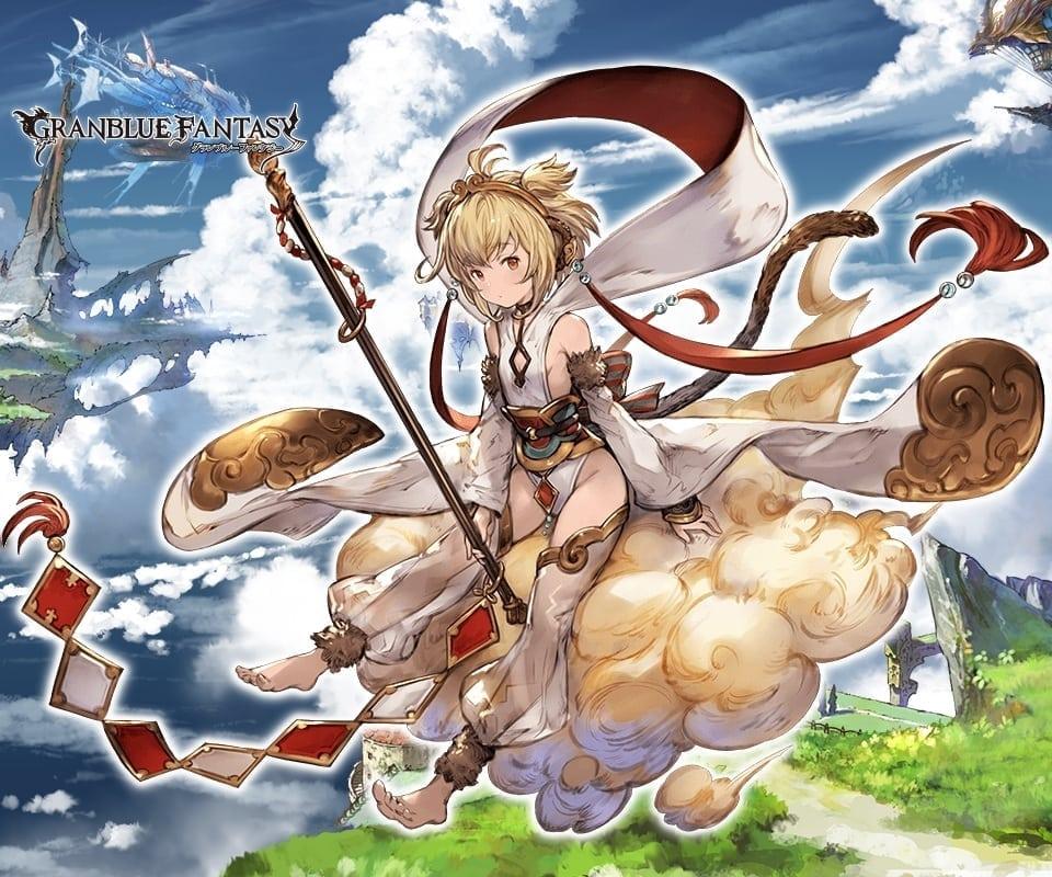 Granblue Fantasy - Anchira