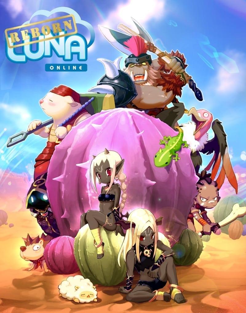 Luna Online Reborn poster