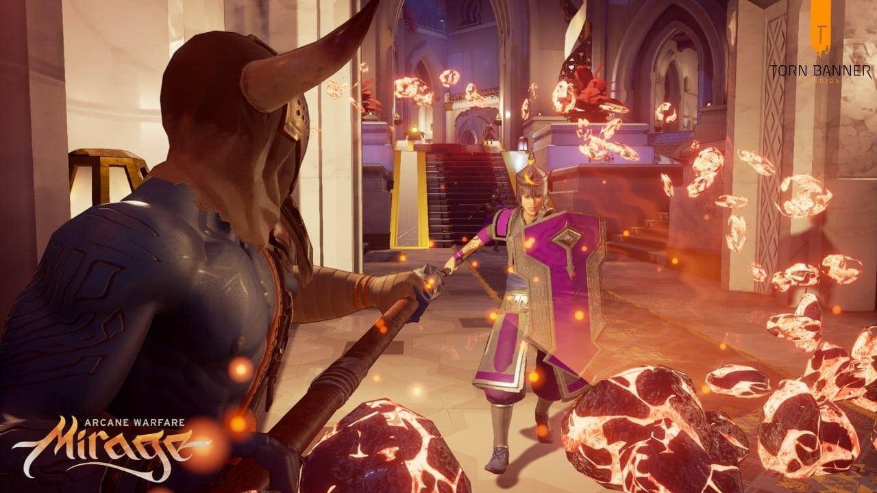 Mirage Arcane Warfare screenshot 1