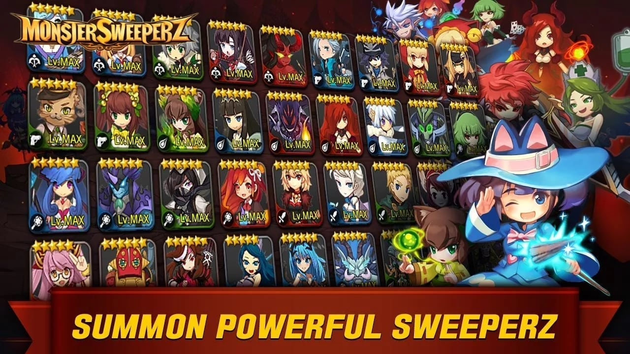 Monster Sweeperz image 3