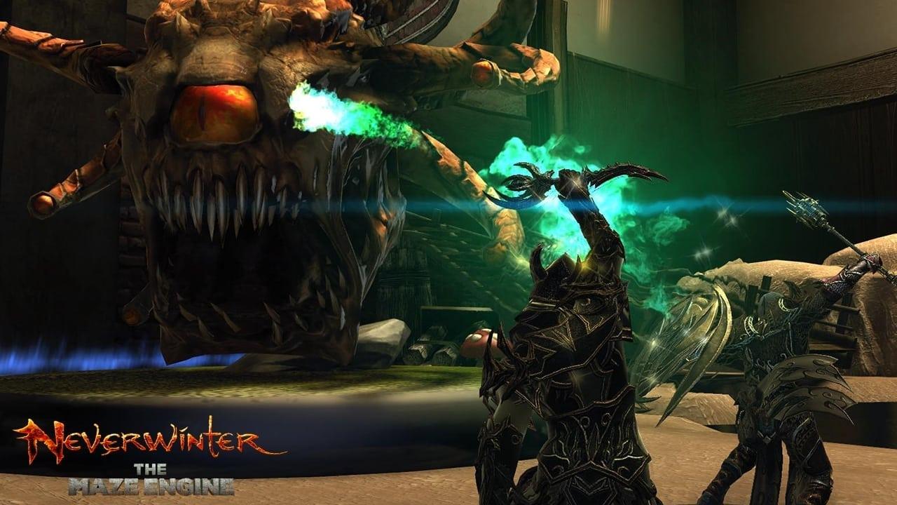 Neverwinter - Portobello's Campaign screenshot