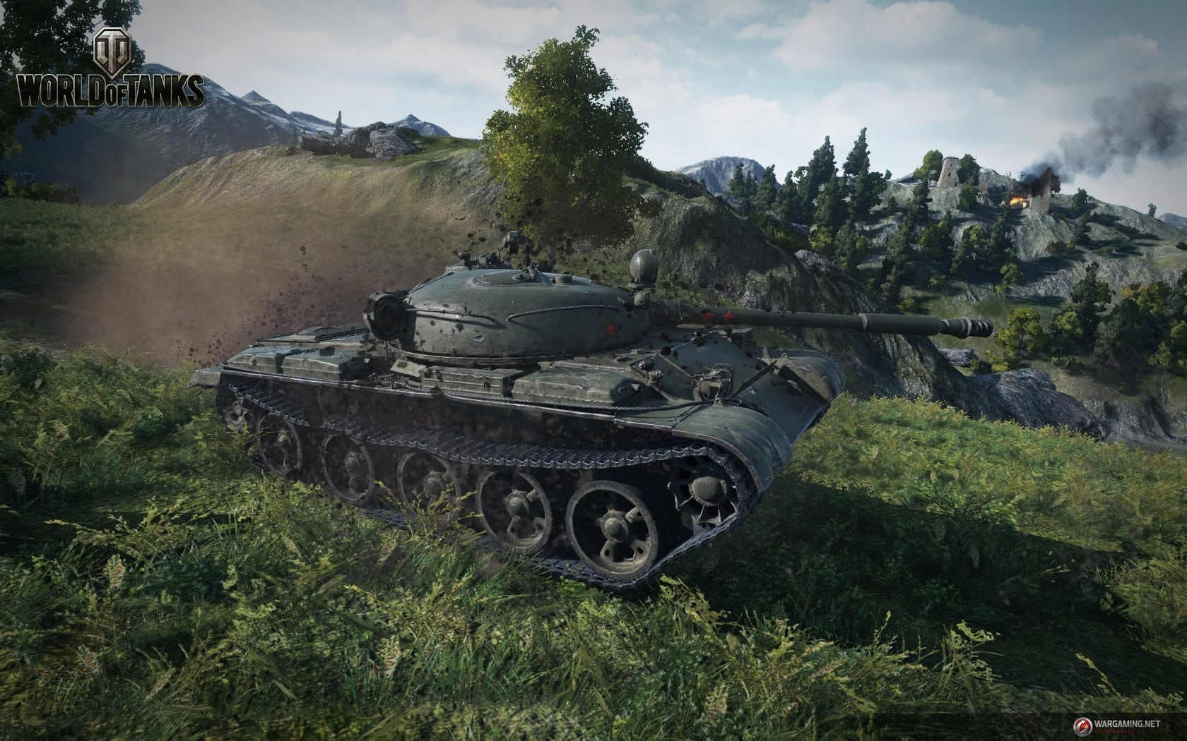 World of Tanks - Update 9.14 screenshot 2
