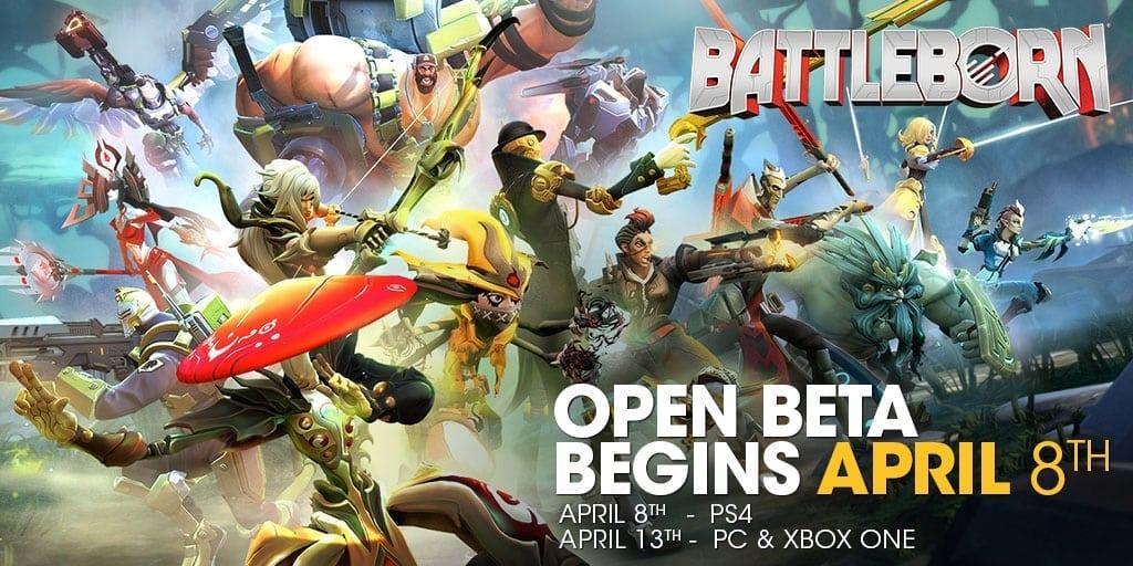 Battleborn - OBT image