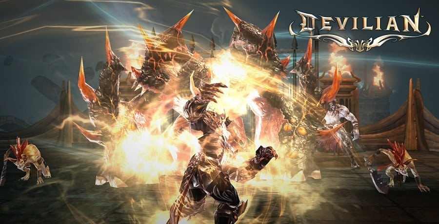 Devilian Mobile screenshot 1