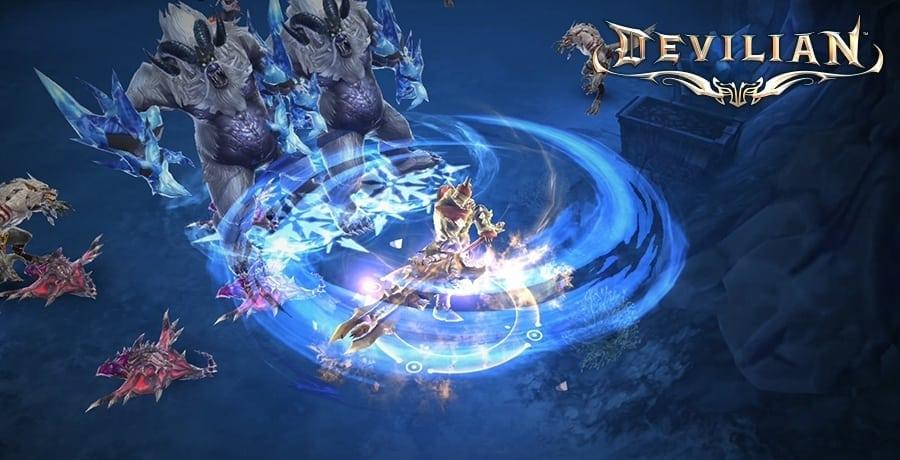 Devilian Mobile screenshot 2