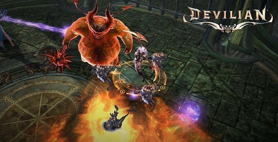 Devilian Mobile screenshot 4