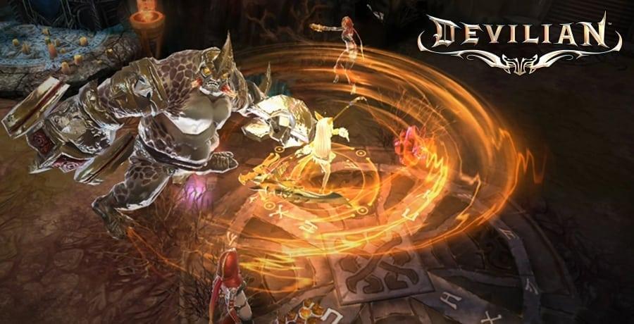 Devilian Mobile screenshot 5