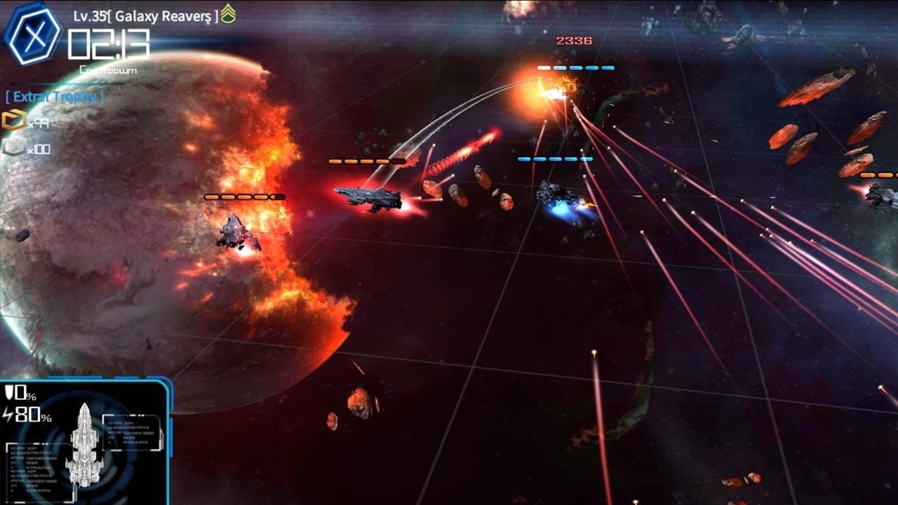 Galaxy Reavers screenshot 2