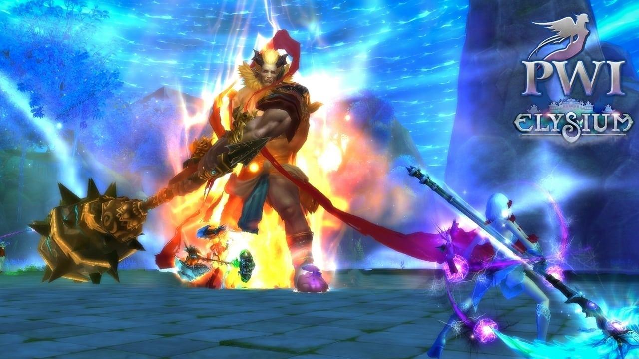 PWI Elysium. screenshot