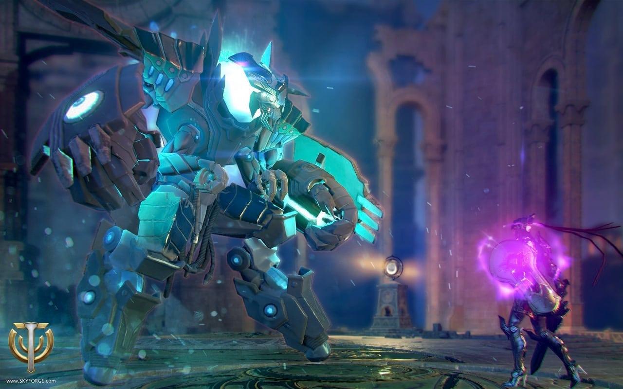 Skyforge - Ophelia demon screenshot