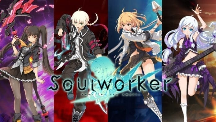 SoulWorker – Gameforge confirms MMORPG arriving for NA and