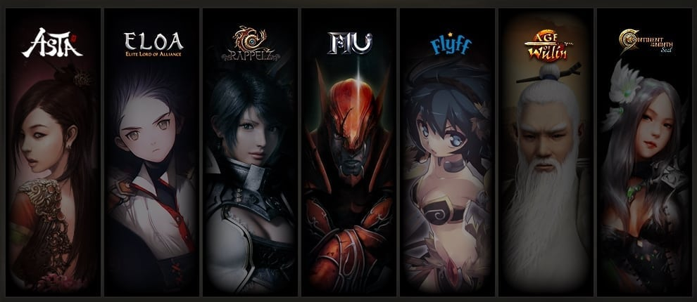 Webzen games
