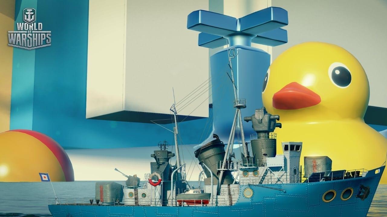 World of Warships - Ruinberg In Jacuzzi screenshot 2