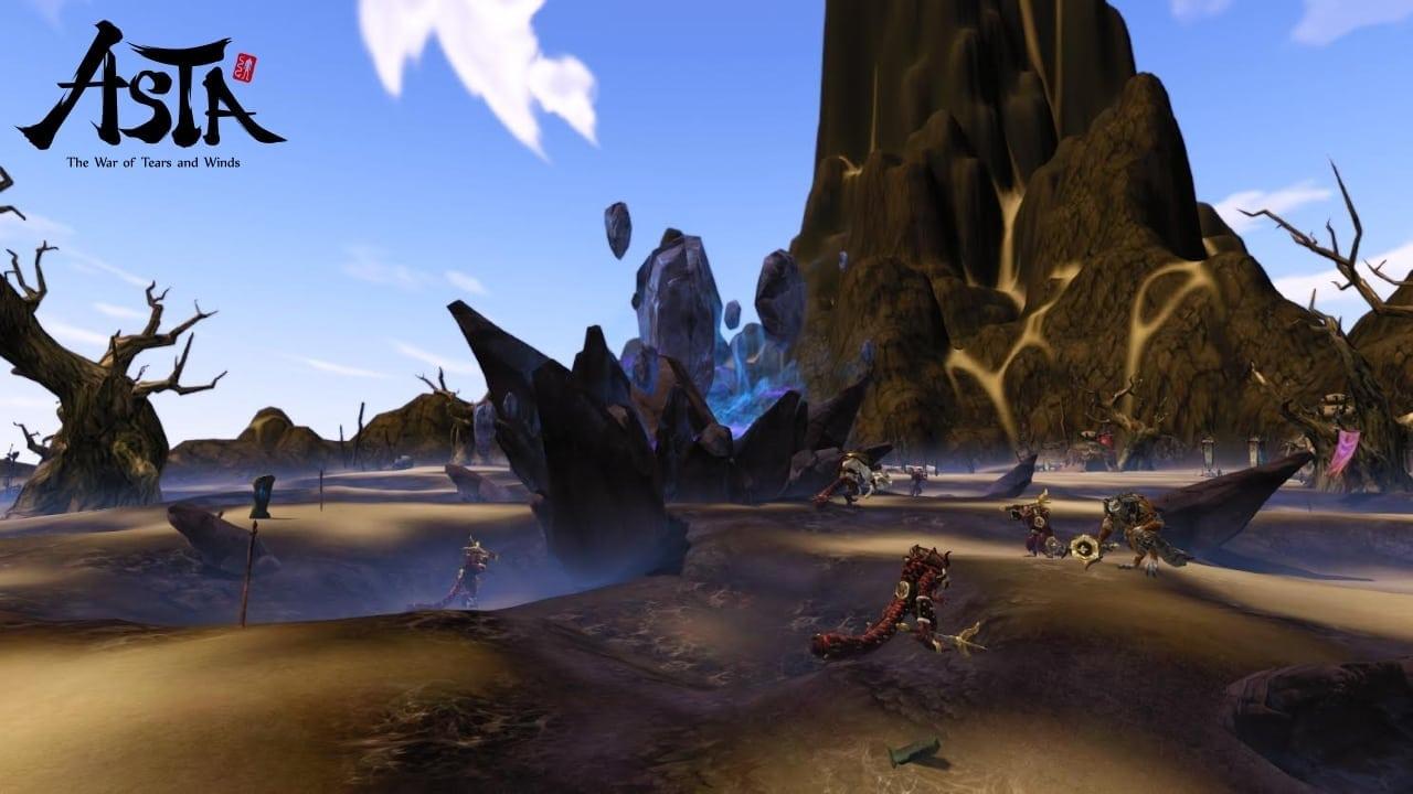 ASTA - Wado screenshot 1
