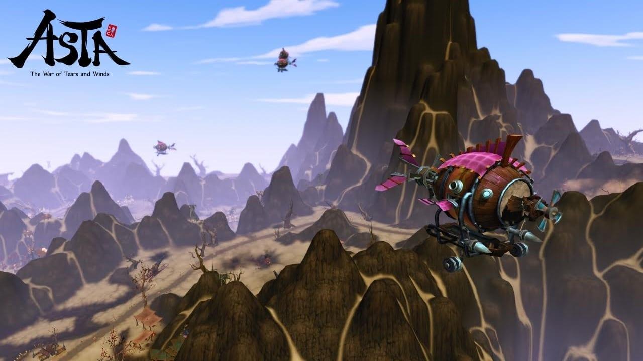 ASTA - Wado screenshot 2