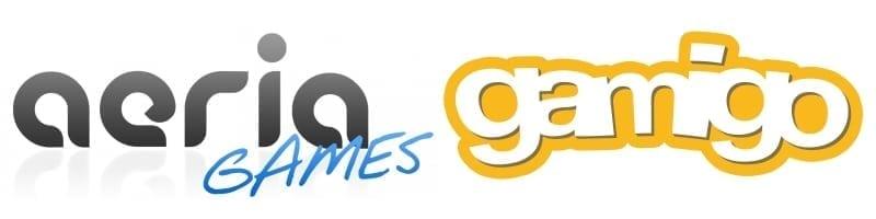 Aeria Games and Gamigo AG