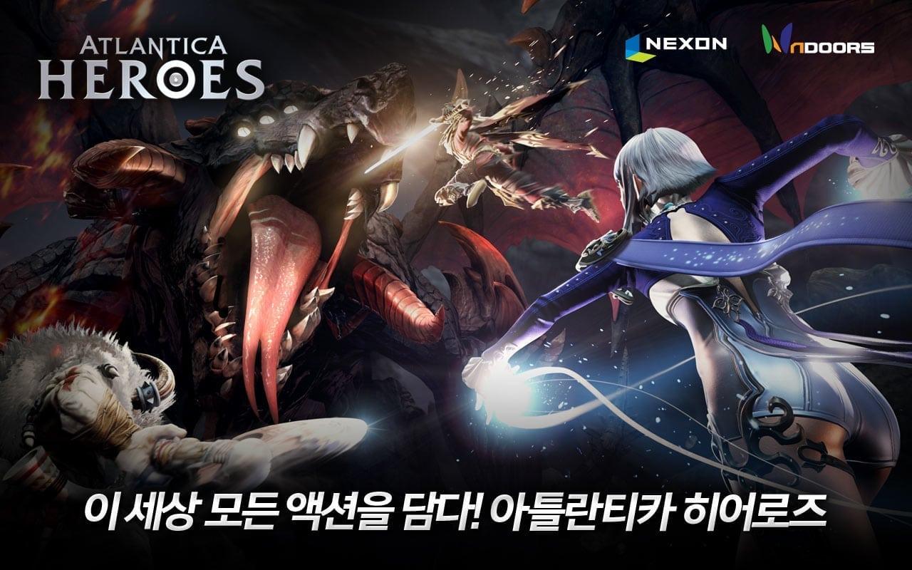 Atlantica Heroes promo