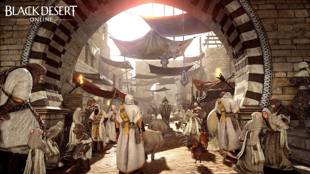Black Desert Online - Valencia Part One screenshot 1