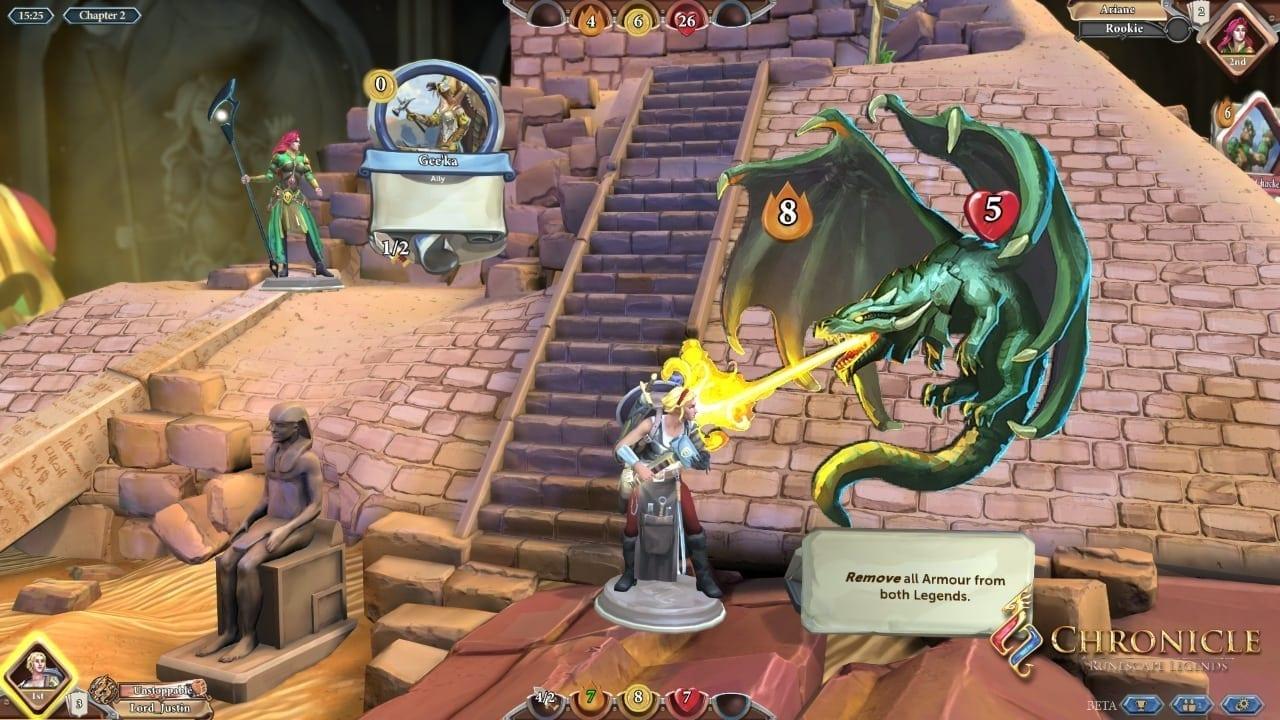 Chronicle Runescape Legends screenshot 3