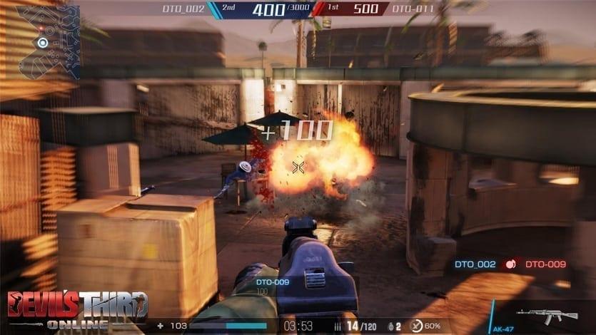 Devil's Third Online screenshot 1
