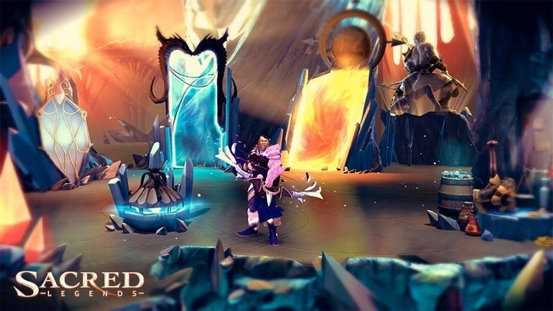 Sacred Legends screenshot 3