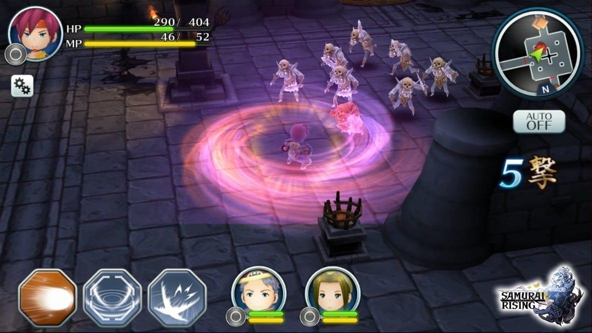 Samurai Rising screenshot 2