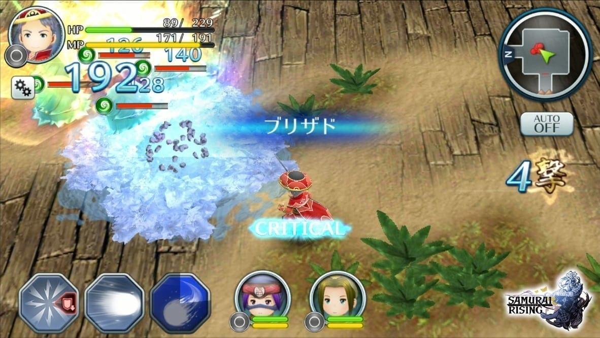 Samurai Rising screenshot 3