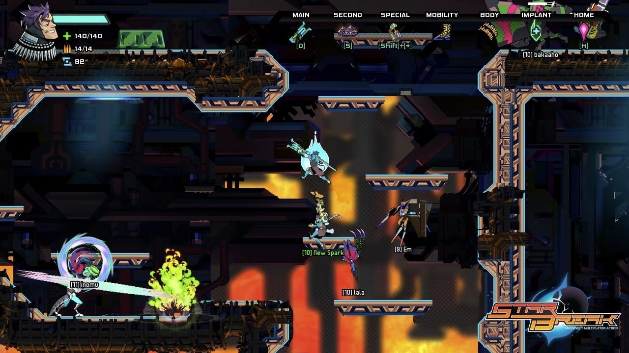 StarBreak screenshot 3