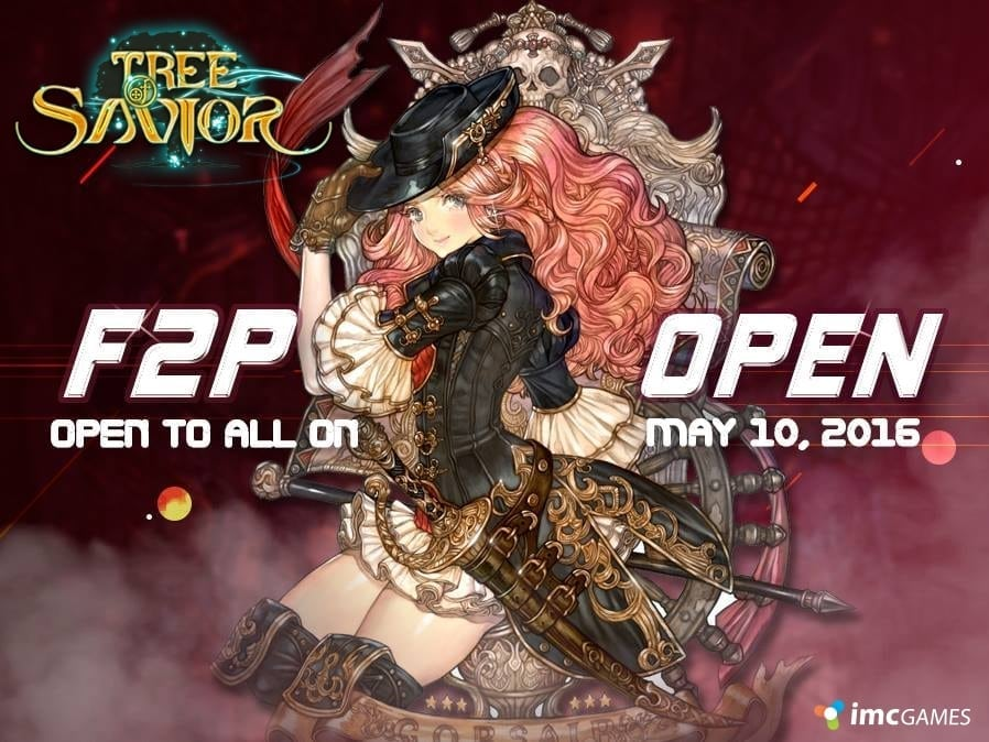 Tree of Savior global launch