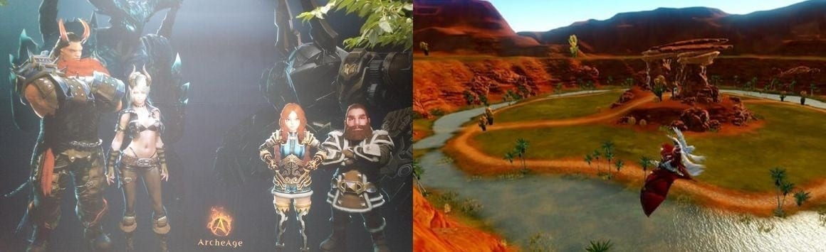 ArcheAge 3.0 leaked images
