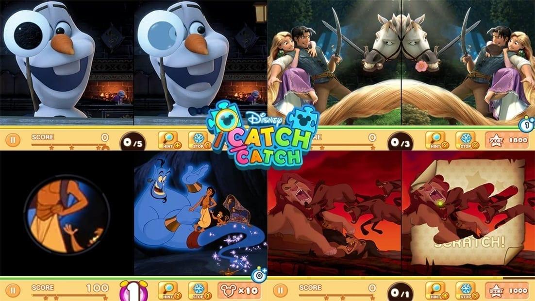 Disney Catch Catch screenshot